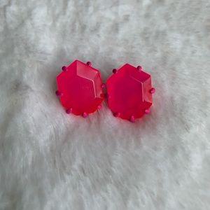 Pink Agate Matte Pink Morgan's